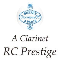 画像1: Buffet Crampon/Aクラリネット/RC Prestige