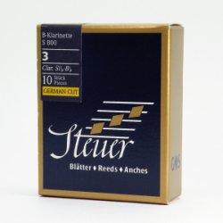 画像1: Steuer/リード/B♭クラリネット用/ジャーマンカット/ブルーライン/S-800