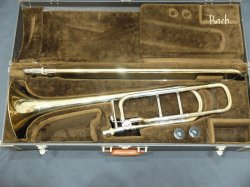 画像1: 中古/V.Bach/テナーバストロンボーン/42BO/GL/otb004