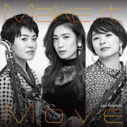 画像1: 【先着特典あり】Make it Move/sax triplets